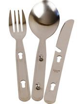Kombat Cadet Knife & Fork Set
