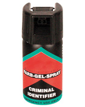 Farb Gel Criminal Identifier Spray