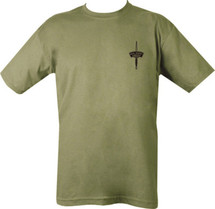 Kombat Royal Marines T-Shirt - with on the back printing