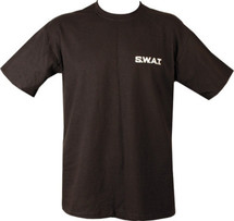 Kombat S.W.A.T- T-Shirt - with on the back printing