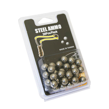 Pack Of 30 9mm Slingshot Ammo