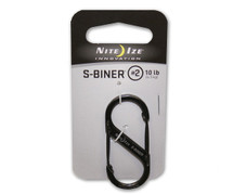 Nite Ize S-Biner Metal Size 2