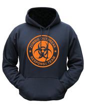 Kombat Zombie Outbreak Hoodie in Black