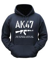 Kombat AK47 Hoodie in Black