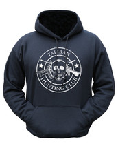 Kombat Taliban Hunting Club Hoodie in Black