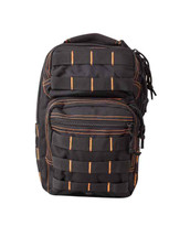 Mini Molle Recon Shoulder Bag - Black/Orange
