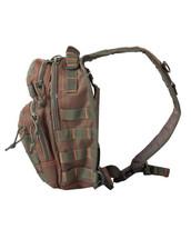 Kombat Mini Molle Recon Shoulder Bag - Green/Red