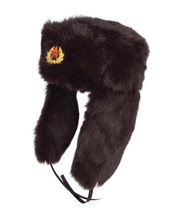 Cossack Hat in Black