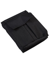 Kombat A6 Notepad Holder in Black
