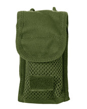Kombat Phone/IPod case in Olive green