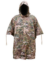 US Style Poncho in BTP Camo