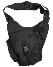 Tactical Shoulder Bag - Black