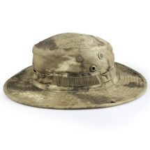 BV Tactical Military Boonie Hat V1 in A-Tacs AU camo