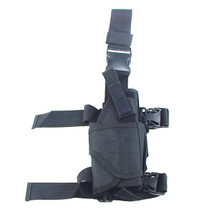 BV Tactical Leg Holster in Black