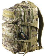 Kombat Small 28 Litre Assault Pack in Raptor Kam Desert