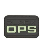 Kombat Black opps Patch in Black