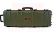 Nuprol Large Hard Case with Wheels in Green
