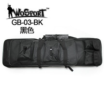WoSport 100CM GUN BAG BLACK