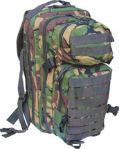 Kombat Army BackPack 28 Litre in DPM Camo