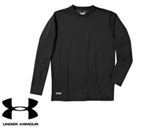 Under Armour Tactical Coldgear Infrared Crew Black