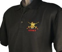 Army Crest Polo