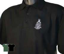 Royal Marines Globe and Laurel Polo