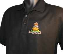 Royal Artillery Ubique Polo