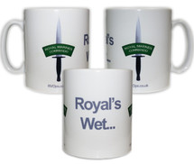 Royal Marines Wet Mug