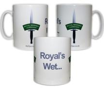 Royal Marines Wet Mug