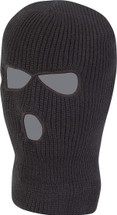 Army Balaclava 3 hole in black