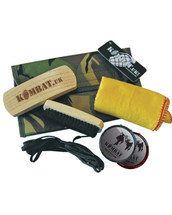 Kombat Military Army Boot Care Kit