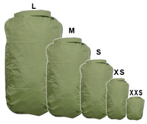 Exped Waterproof Stuff Sac Olive Green