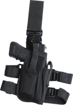 Kombat Us Tactical Leg Holster In Black
