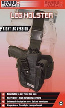 Swiss Arms Left Leg Holster
