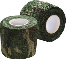 Kombat Stealth Tape Woodland