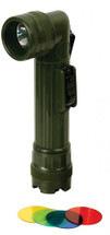 Kombat Large Angle Torch in green