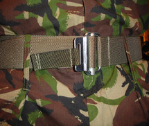 Quick Release Roll Pin Belt