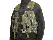 Swiss Arms Cqb Camouflage Tactical Vest