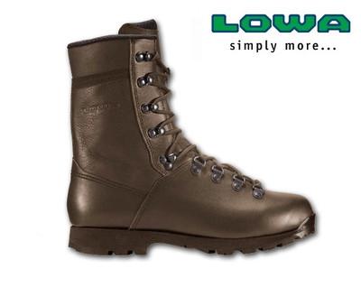 Lowa Elite Light Brown Boots
