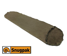 Snugpak Fleece Sleeping Bag Liner Olive