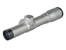 Anglo Arms 2x20 Pistol Scope In Silver