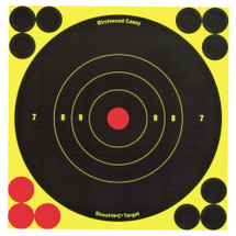 Birchwood Casey Shoot-N-C Self Adhesive Targets 8 inch