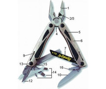Gerber Multi-Tool 800 Legend