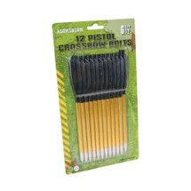 "Pistol Crossbow Bolts 12 x 6.5"" Aluminium"