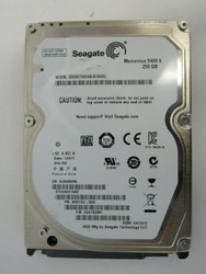 9HH132-500 Seagate Momentus 5400.6 250GB SATA 3Gbps 8MB 2.5-inch A-14