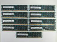 72GB (9x 8GB) Hynix HMT31GR7EFR4A-H9 8GB PC3-10600 DDR3 DIMM Memory C-5