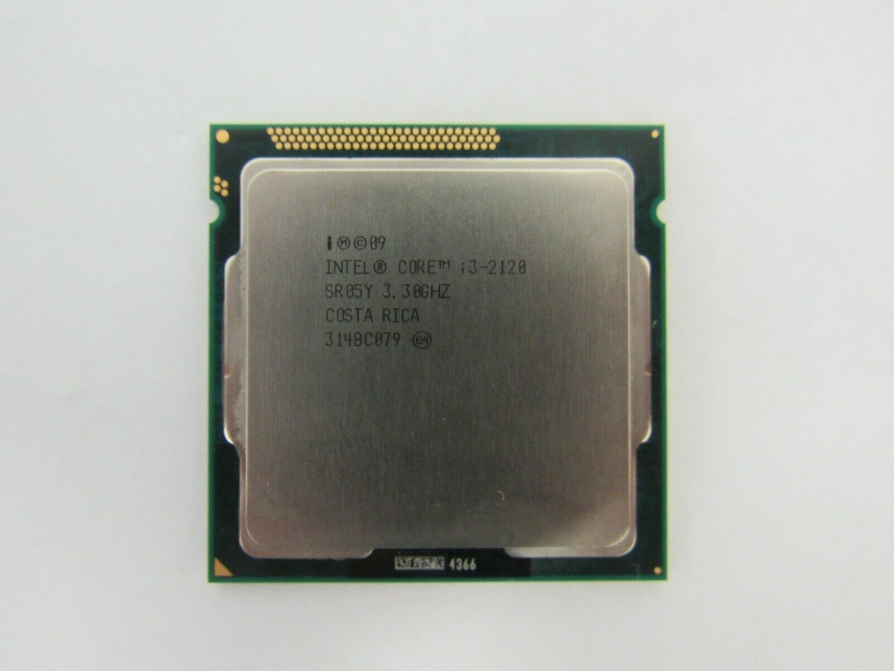 Intel Core i3-2120 SR05Y 3.30GHz Socket 1155 CPU Processor