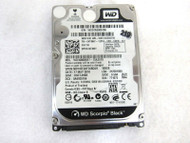 """Western Digital Black Dell 4TNHY WD1600BEKT 160GB 7.2K 2.5"""" SATA Hard Drive A4"""