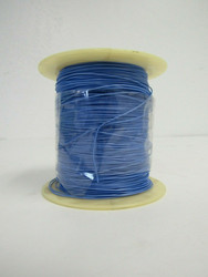 Alpha Wire Blue 2843/7 1000 ft .006 (.15mm) 250V 7/34 Hook-Up Wire 3-3