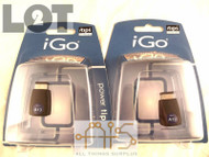 LOT OF 2 - iGo A13 Power Tip TP00613-0001 for select* Nintendo devices 6-2